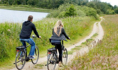 fietsverhuur in Bergen