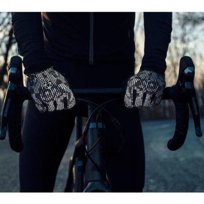 agu hivis handschoen donker
